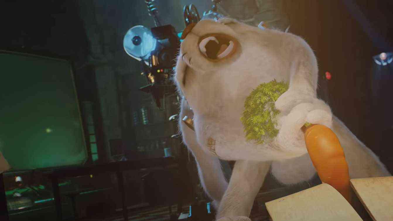 2020年奥斯卡入围CG动画短片《惊险实验室》