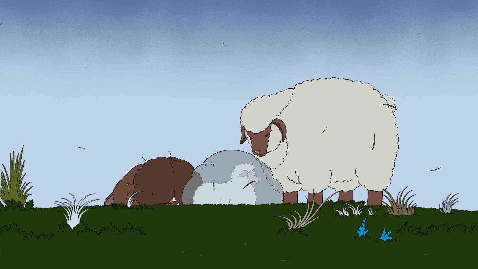 温暖治愈动画《起风的日子》
