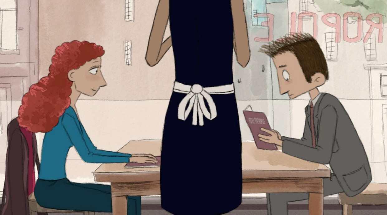 奥斯卡入围动画《介意我的心》