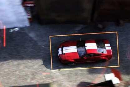 福特模拟飙车热血大片《极品飞车》
