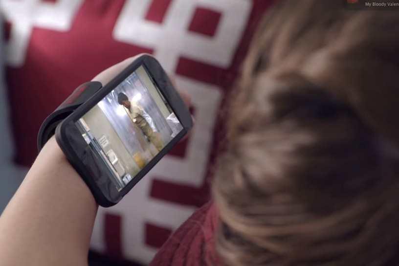 Netflix高级黑苹果挑衅短片《叫你一声孙子你敢答应吗?》