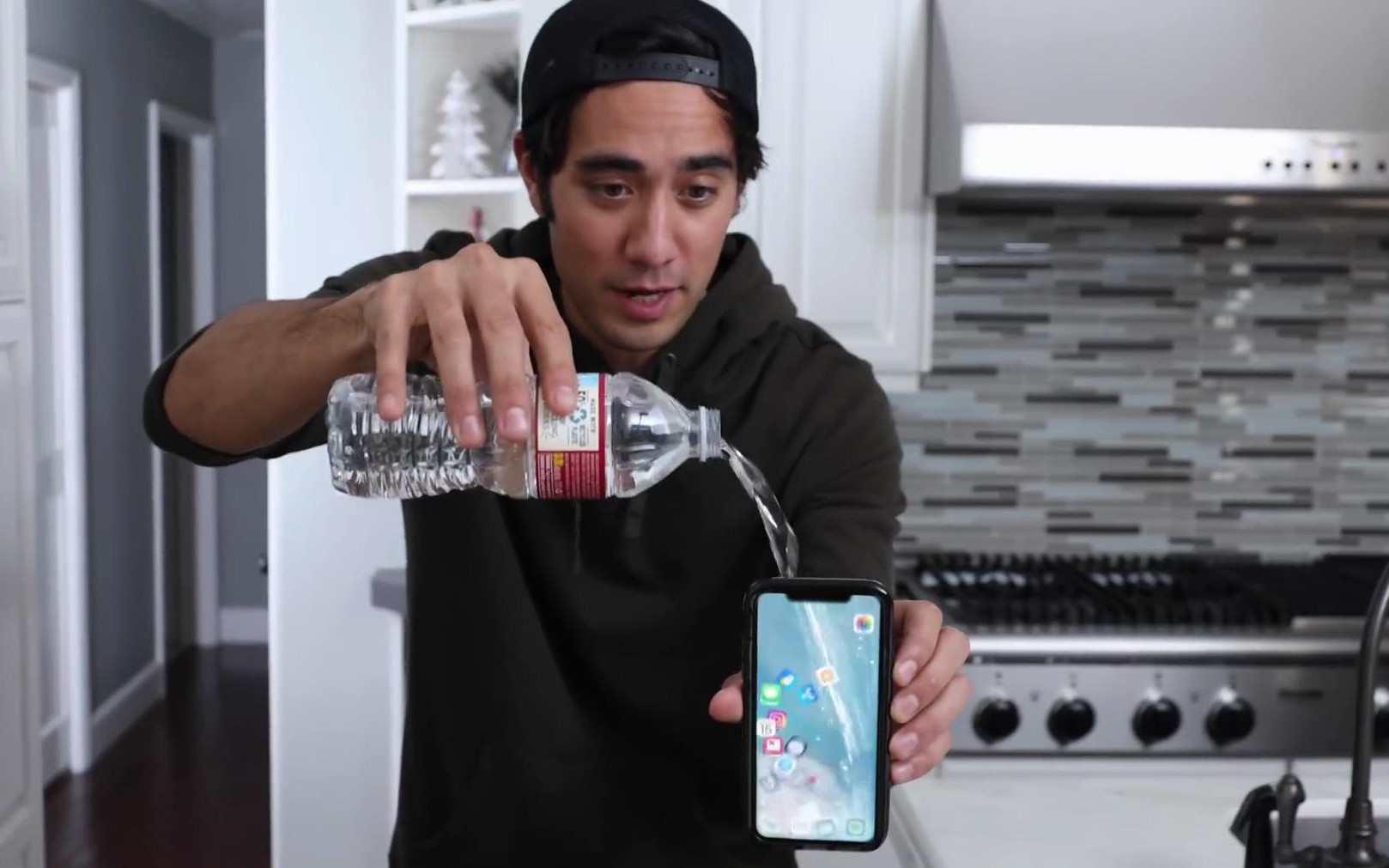 男巫Zach King创意短片《解锁iPhone X新技能》