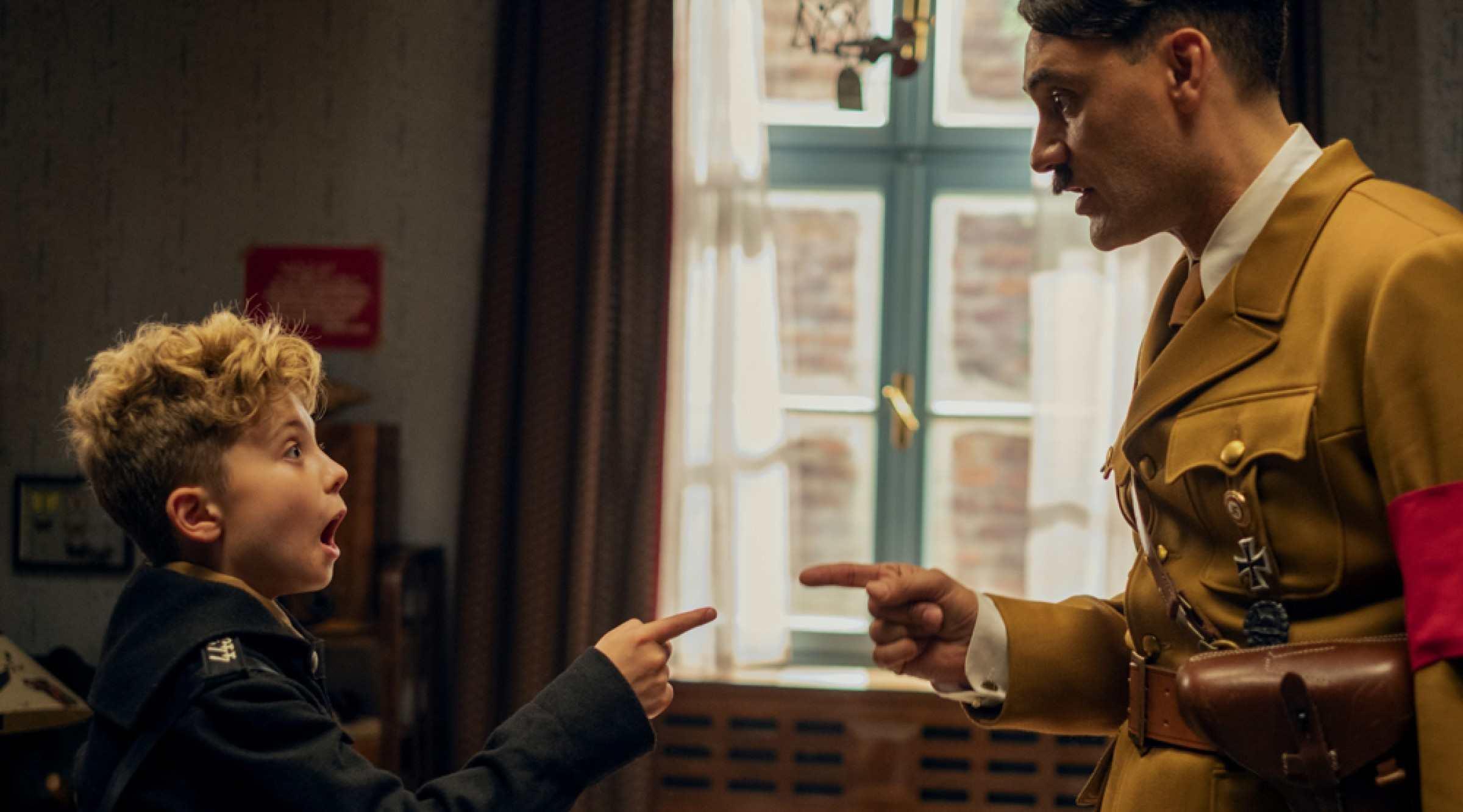 奥斯卡提名《乔乔的异想世界》如何颠覆原著?