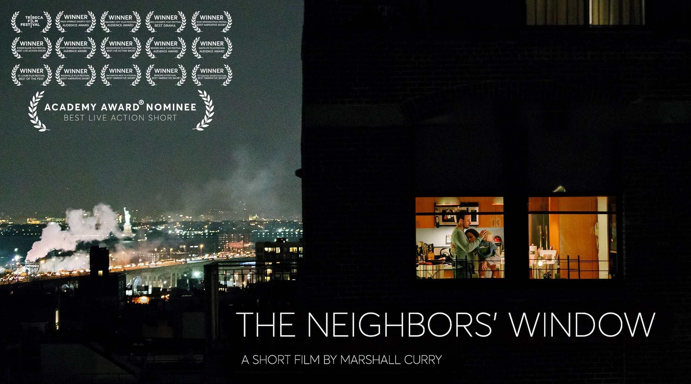 奥斯卡最佳真人短片《邻居的窗》