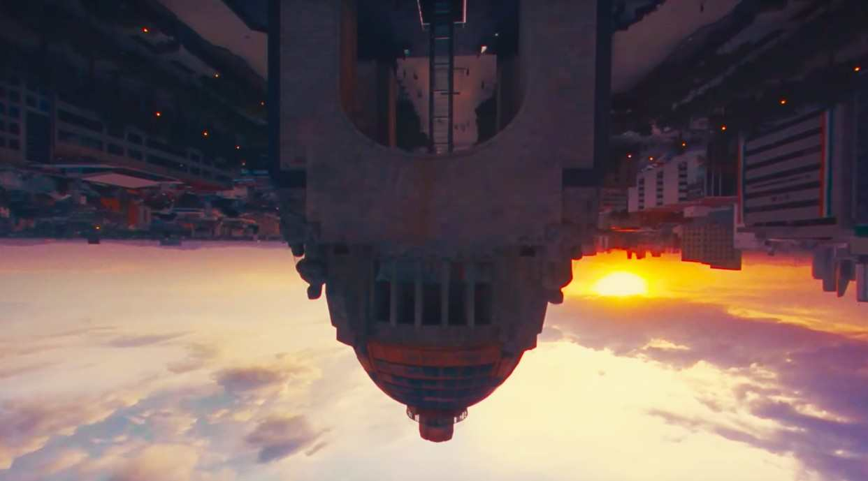 无人机旅拍既视感惊艳MV《Baby》