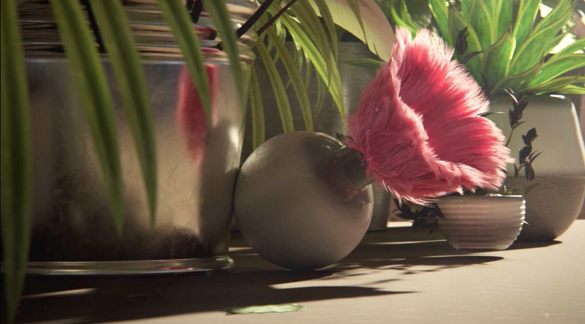 莫名治愈创意短片《神奇的刷子》