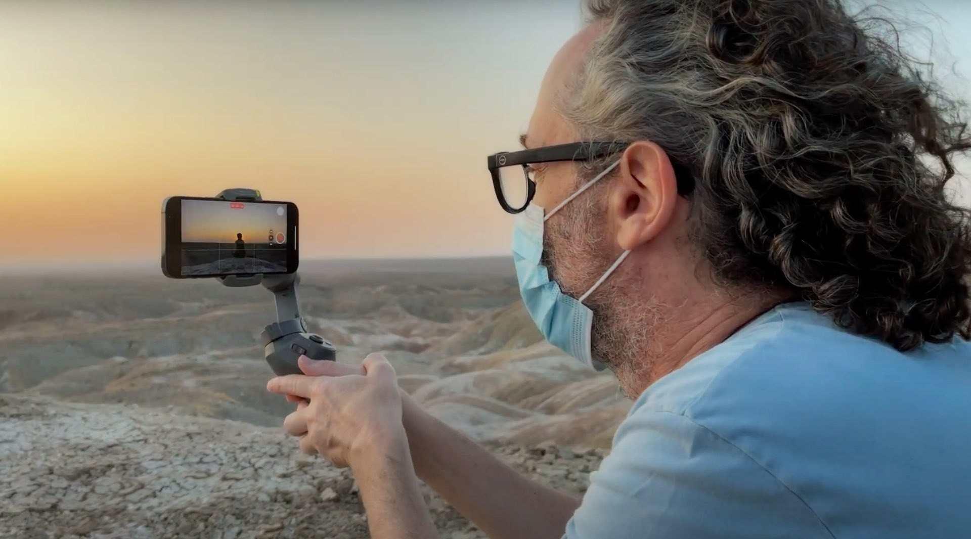 奥斯卡最佳摄影师测评《这就是iPhone 12 Pro》
