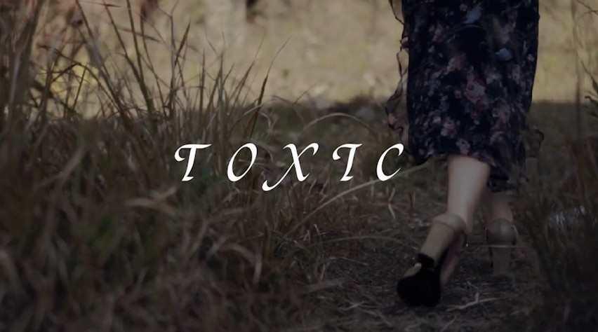 「Toxic」MV   意识流   废墟