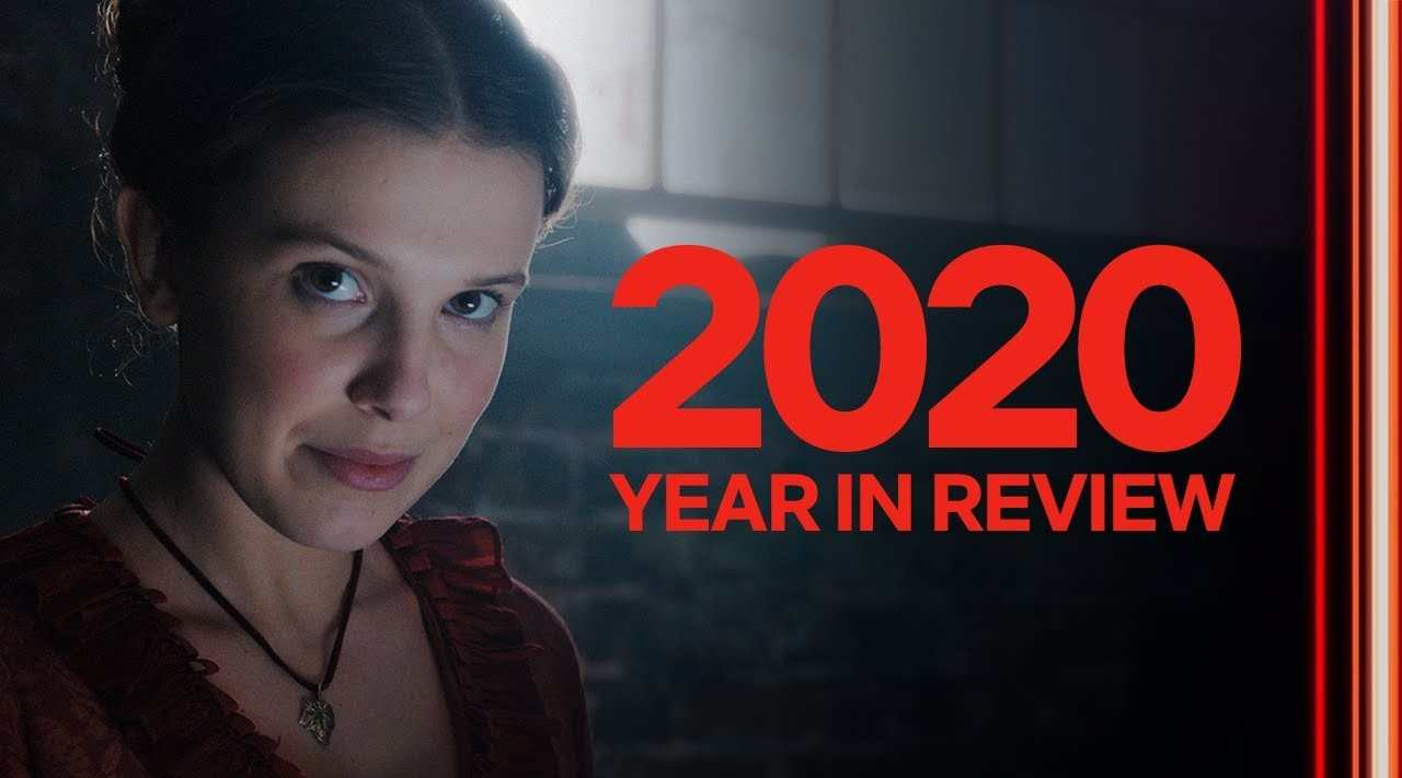 网飞年度好剧回顾《观看2020》
