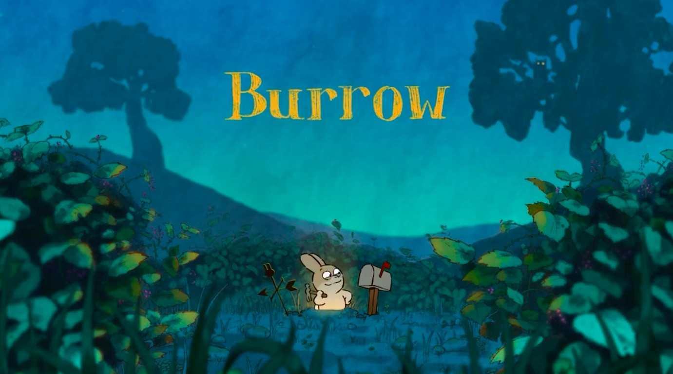 皮克斯出品,奥斯卡提名动画《洞穴》