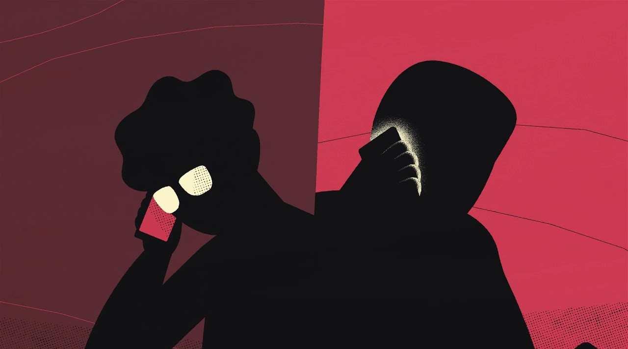 入选奥斯卡动画短片《握住我的手》