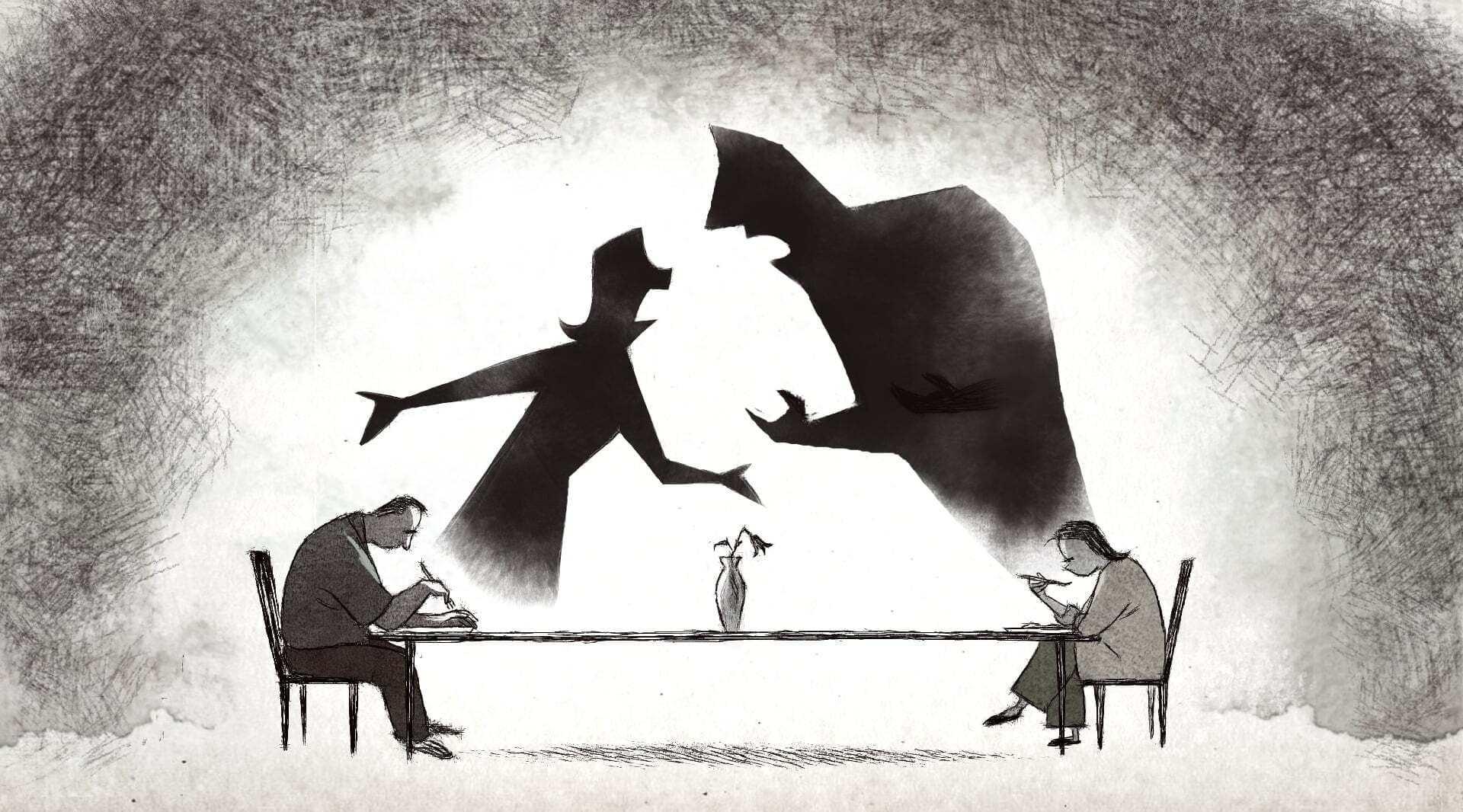 93届奥斯卡最佳动画《无论如何我爱你》