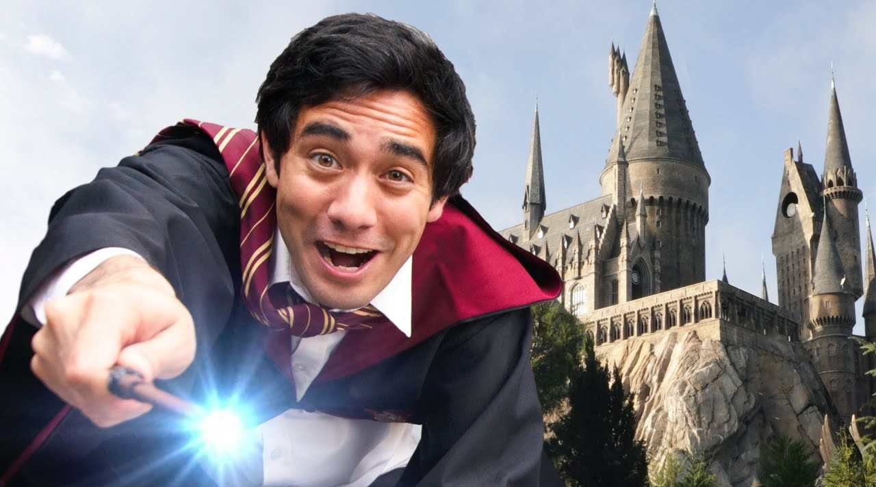 当男巫来到霍格沃兹《魔法恶作剧》