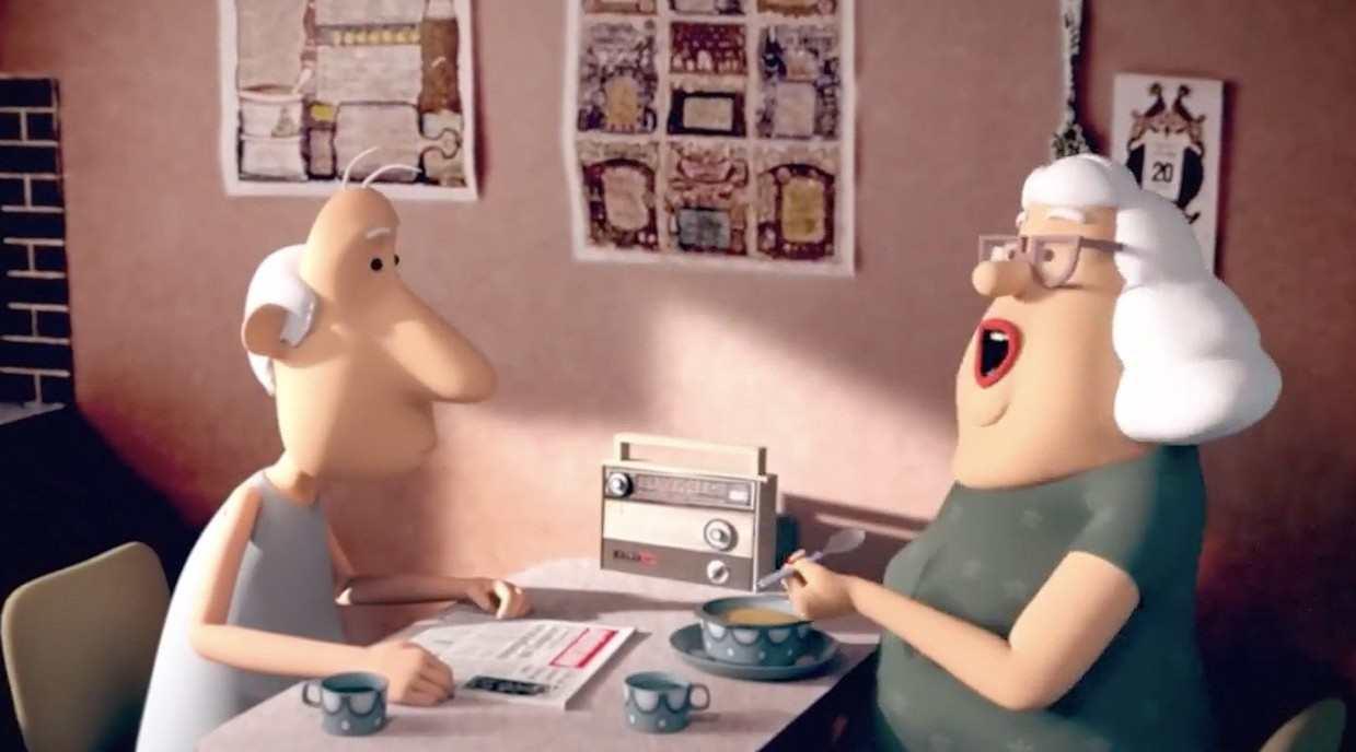奥斯卡提名动画短片《Yes People》